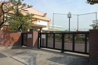 周辺環境:日比津中学校